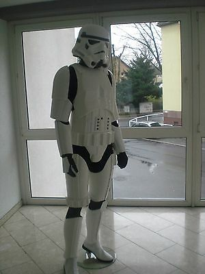 Deluxe Imperial Stormtrooper 1:1 Replica (Star Wars) Statue / Figur Life-Size