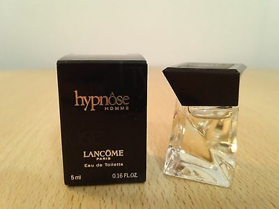 Hypnose Homme by Lancome 5 ml EDT for Men Miniature Mini Perfume Fragrance NEW