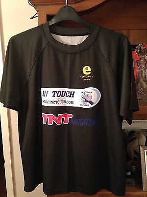 Touch Rugby League Sponsored By TNT Magazine