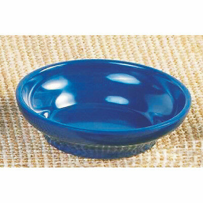 Thunder Group ML351CB1 One Dozen 4.5oz Cobalt Blue Melamine Salsa Bowls