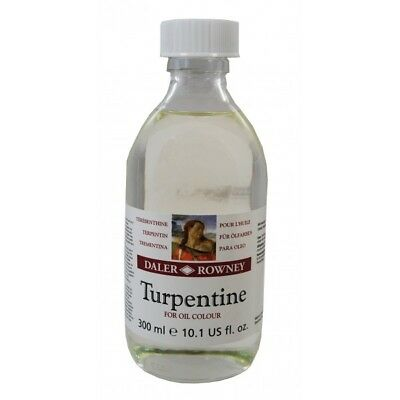 Turpentine Oil Thinners 300ml Daler Rowney