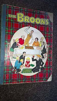 The Broons 1958 Rare Annual