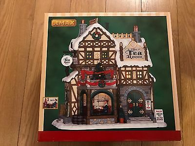 Lemax Christmas Village Tea Rooms BRAND NEW