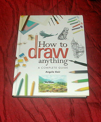 Drawing Art How To Draw Anything SUPERB Art How To Drawing Book