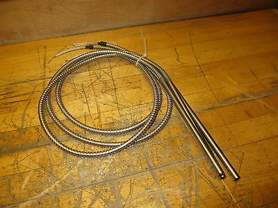 "Hotset 5 Cartridge Heater Element US304001 1 Lot of 3 NOS 240W 120V 3/8"" x 8"""