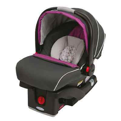 Graco SnugRide Click Connect 35 Infant Car Seat, Nyssa