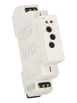 934135 Industrial Timer Multi function Off Delay On Delay Cyclic time Latching