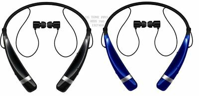 Authentic LG TONE PRO Wireless Stereo Headset HBS-770 Black or Blue