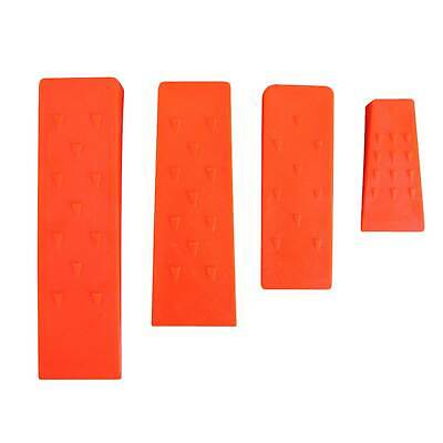 """Chainsaw Tree Felling Wedges for Stihl Husky 5.5"""" 8"""" 10"""" 12"""" Inch"""