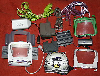 JOB LOT - Various NINTENDO GAME BOY & NINTENDO DS Accessories - FREE UK POSTAGE