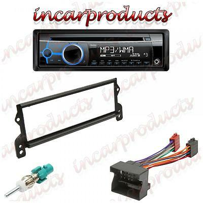 BMW Mini Cooper Clarion Autoradio Stereo Kit Di Aggiornamento CD MP3 AUX FM