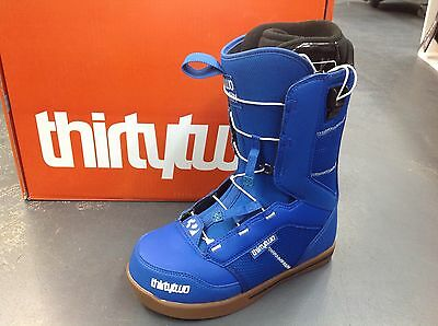 32 86 FT Mens Snowboard Boots 8 Thirty two Fast Track