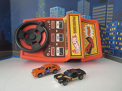 1978 Mattel criss cross crash parts ,torino stocker and 442