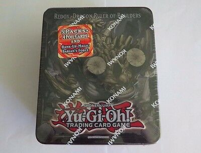 YuGiOh Redox Dragon Ruler Of Boulders 2013 Tin Wave 2 *GREAT VALUE*