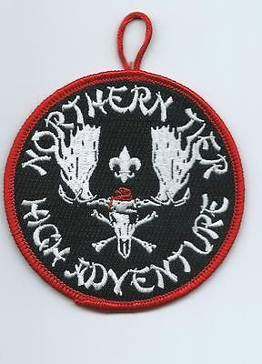Boy Scouts Northern Tier Patch