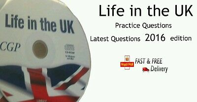 New Life in the Uk Test practice question in cd 2016 3rd edition (best offer