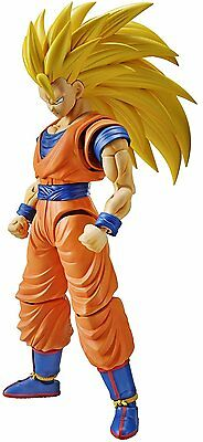 *NEW* Dragon Ball Z: Super Saiyan 3 Son Goku Figure-rise Standard Model Kit
