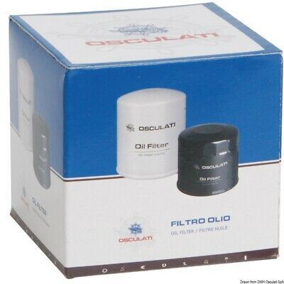 Oil Filter for Suzuki 4-Stroke 150/300HP Osculati