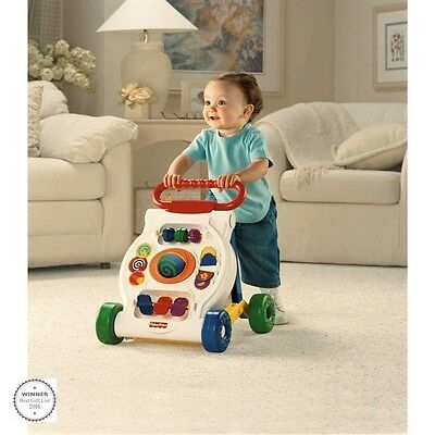 Baby Activity Walker Infant Toys Learning Center Toddler First Steps Beginnings