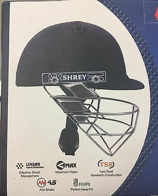 Shrey Master Class Helmet Adjustable Back Strap (Stainless Steel)+Free Ship