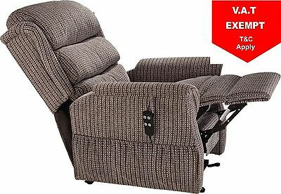 Dual-Motor Electric Rise and Recline Chair...Mobility
