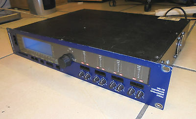 Turbosound LMS-700 Controller Crossover (BSS FDS-388 Omnidrive)