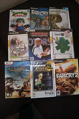 9 Mixed Titles PC Games