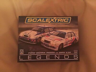 scalextric limited edition boxed set