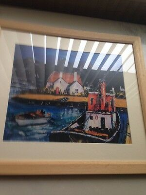 Fab Waterside Painting In Scotland