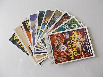 Universal Monsters of the Silver Screen - (Chase) Lobby Trading Cards