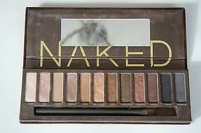 Urban Decay NAKED palette 1 2 3 -  12 shades eyeshadow kit