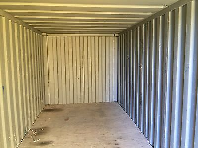 20x8 Used Steel Shipping Containers for sale or hire Portable Building Storage