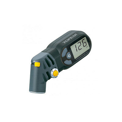 Topeak Smart Gauge D2 Bicycle Tyre Digital Pressure Gauge PSI Bar Kg/cm