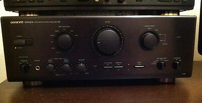 Onkyo A-807 /  A-8850  Verstärker Amplificateur Poweramp international shipping