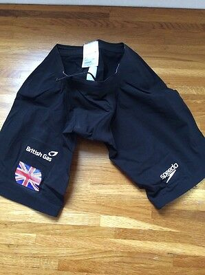 british Swimming Team GB mens speedo Fastskin LZR Elite jammers new size 24