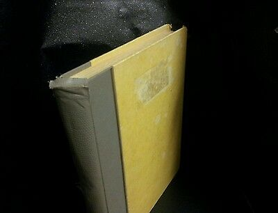 VINTAGE RUSSIAN SOVIET/USSR STAMP ALBUM. 100's of stamps