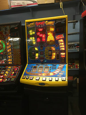 Gimme Gimme Gimme, Barcrest Fruit Machine 10p Play, £5 Jackpot (Delivery £55)