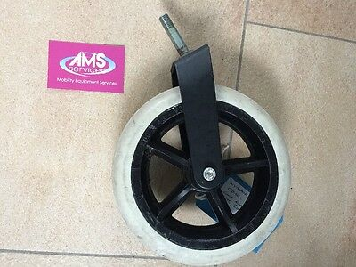 Invacare Spectra Plus & Mirage Electric Wheelchair Complete Front Wheel - Parts