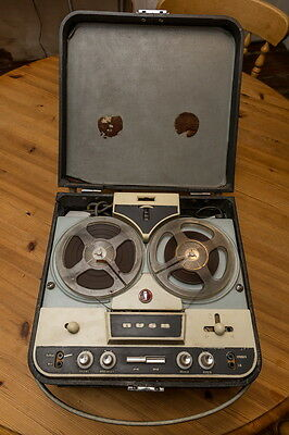 Bush reel to reel tape recorder