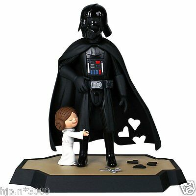Gentle Giant Deluxe Maquette Star Wars Darth Vader Little Princess w Book Figure