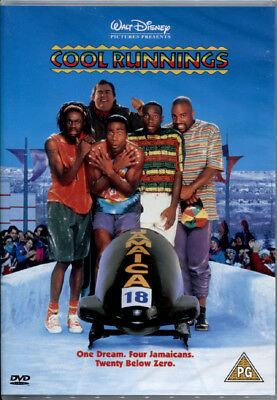 Cool Runnings - Dvd Nuovo E Sigillato, Import Disney Con Audio Italiano,raro!