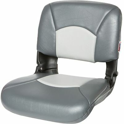 Tempress All-Weather High Back Bootssitz /Bootsstuhl, Fb.: Charcoal-Gray Cushion