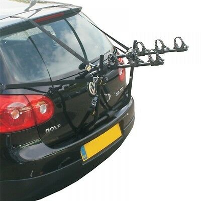 Hollywood Fe3 Express 3 Bike Car Boot Rack Usa Made.winter Price 37% Off Rrp