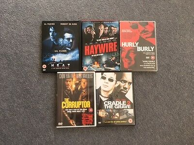 DVD - random collection of 5 DVD's