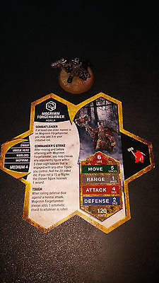 Heroscape Mogrimm Forgehammer - Champions of the Forgotten Realms 17/20