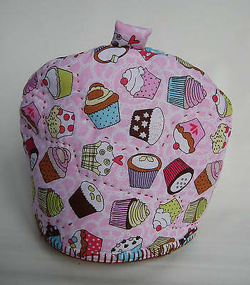 "Lovely "" Cup Cakes Tea Cosy "" ...........new.!"