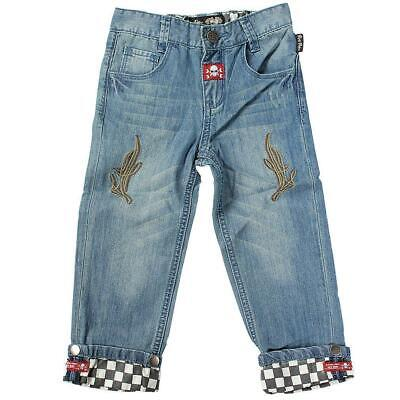 Rusty Pistons Kinder Jeans Hose - Todd