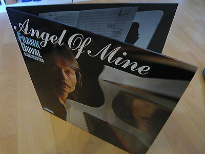 FRANK DUVAL  & Orchestra - Angel of mine        -LP-