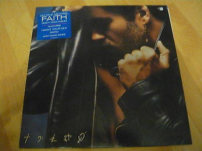 GEORGE MICHAEL - Faith    -LP-