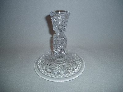Imperial Cape Cod Crystal Candlestick 160/80 Free U.S. Shipping